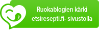 Ruokablogilistan kärjessä